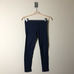 PINK Basic Navy Leggings